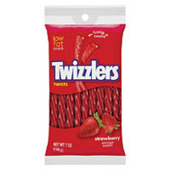 Continental Concession HEC54402 Twizzlers Strawberry Licorice Twizzler