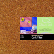 Acco B15051Q Quartet Cork Tile 12 Inch By 12 Inch
