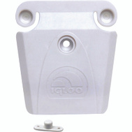 Igloo 00008137 White Replacement Latch Set