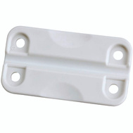 Igloo 9360 White Hinges For Ice Chests 1 Pair