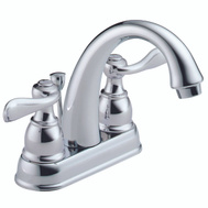 Delta Faucet B2596LF Lavatory Faucet 2 Handle Chrome