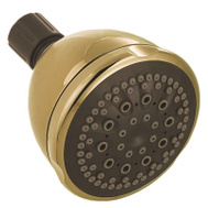 Delta Faucet 76574PB/C Showerhead 5-Spray Polishbrass