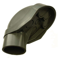 Abb Installation Products E998J-CAR 2 Inch PVC Service Cap