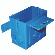 Thomas & Betts A122 Carlon Box Outlet Pvc 1G Ent 22 Cu In