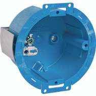 Thomas & Betts BH614R Super Blue Super Blue Round Ceiling Box