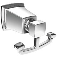 Moen Y3203CH Hook Robe Double Univ Chrome
