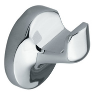 Moen 5802CH Hook Robe Single Aspen Chrome