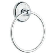 Moen 5386CH Yorkshire Chrome Towel Ring