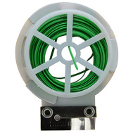 Bond SMG12118W Miracle Gro 80 Foot Roll Twist Tie Dispenser With Cutter