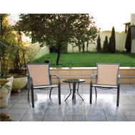 Seasonal Trends 59935 Bistro Set Richmond Woven