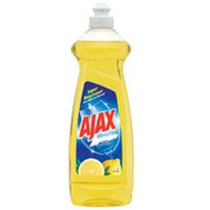 Ajax 144630 Dish Liquid Lemon