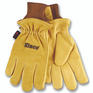Kinco 94HK-XL Split Grain Pigskin Thermal Drivers Gloves Extra-Large