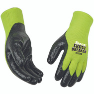 Kinco 1875-XL Yellow High Dexterity Thermal Protective Gloves Extra-Large