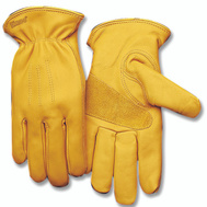 Kinco 198HK-M Thermal Lined Cowhide Drivers Gloves Medium