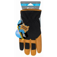 Kinco 3102HKP-L Gloves Goatskin/Synthetic Wr L