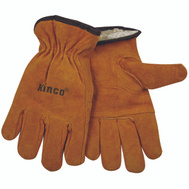 Kinco 51PL-XL Split Cowhide Thermal Lined Gloves Extra-Large
