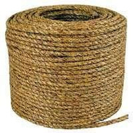 Wellington Cordage 30-094 Rope Manila Spool 1X300ft