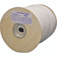Wellington Cordage 85-060 Buffalo Nylon 5/16 By 600 Twisted Nylon Rope