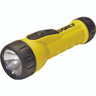 Dorcy 41-2350 Worklight Flshlt Wrklt 2D Led Dbl Rubbhd