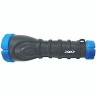Dorcy 41-2958 Flashlight Led Rubber 3Aaa