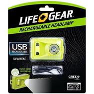Dorcy 41-3911 Headlight Rechargable Usb 120l