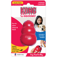 Phillips Pet T3 Kong SM RED Class Toy