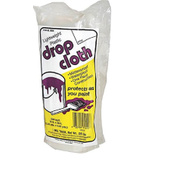 Primrose Plastics T1020A 10 Feet By 20 Feet Medium Weight 1 Mil Plastic Drop Cloth