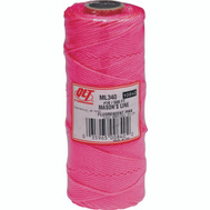 Marshalltown ML340 Premier Line Pink Braided Mason Line 500 Foot