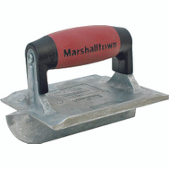 Marshalltown 833D 3/8 Inch Rad Zinc Groover 6 By 4 Inch