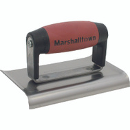 Marshalltown 138D Premier Line 1/2 Inch Radius Curved Groover 6 By 4 Inch