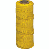 Marshalltown 624 Premier Line 500 Foot Yellow Braid Mason Line