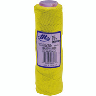 Marshalltown 632 Premier Line 250 Foot Yellow Braid Mason Line