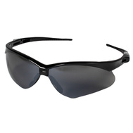 Jackson Safety 25688 Nemesis Glasses Safety Blk W/Smk Lens