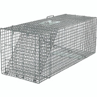 Woodstream 1081 Havaheart 42 By 15 By 15 Inch Pro Cage Trap