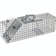 Woodstream 1084 Havaheart Trap Cage Md Ezset 1Dr24x7x7in