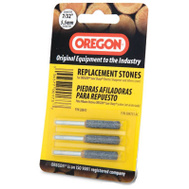 Oregon Cutting 28841 7/32 Replacement Sharp Stone Pack Of 3