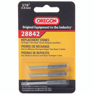 Oregon Cutting 28842 3/16 Replacement Sharp Stone Pack Of 3