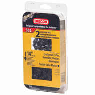Oregon Cutting S52T Chain Saw-Repl Chain 14In