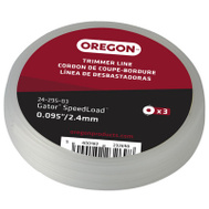 Oregon Cutting 24-295-03 . 095 Inch Trimmer Line 3 Pack