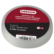 Oregon Cutting 24-280-03 . 080 Inch Trimmer Line 3 Pack