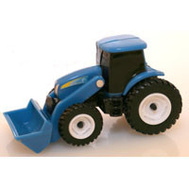 Tomy 46575 Toy Holland Tractor W/Load