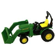Tomy 46584 John Deere Toy Tractor W/Loader