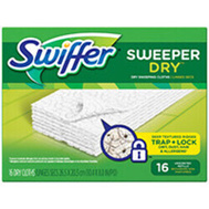 Procter & Gamble 13093 Swiffer 16 Count Refill
