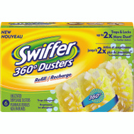Procter & Gamble 16944 Swiffer 360 Refill 6Ct