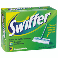 Procter & Gamble 31821 Swiffer 16 Ounce Dry Cloth