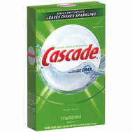 Procter & Gamble 33836 Cascade Detergent Dishwasher Pwdr 75 Ounce