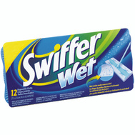 Procter & Gamble 35154 Swiffer Cloths Refill 12 Ct