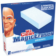 Procter & Gamble 43515 Mr Clean 2 Count Mr Clean Magic Eraser