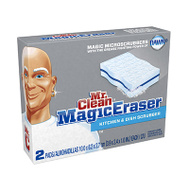 Procter & Gamble 47546 Mr Clean 2CT Mag Eraser Kitchen