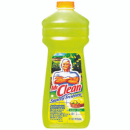 Procter & Gamble 77130 Mr Clean Cleaner 28 Ounce Mr Clean Citrus